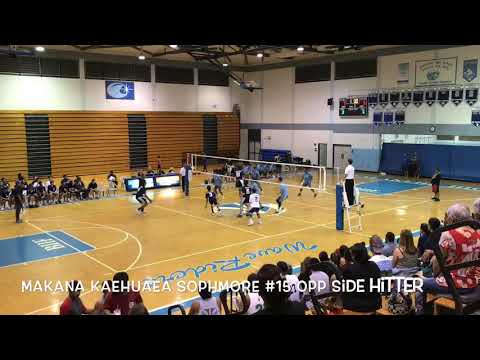 Makana kaehuaea-credo high school highlights #2