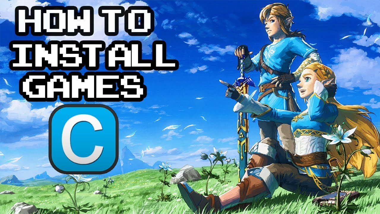 How to download games cemu  How to Download Games, Updates