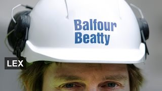 Carillion/Balfour Beatty: Hard hats on