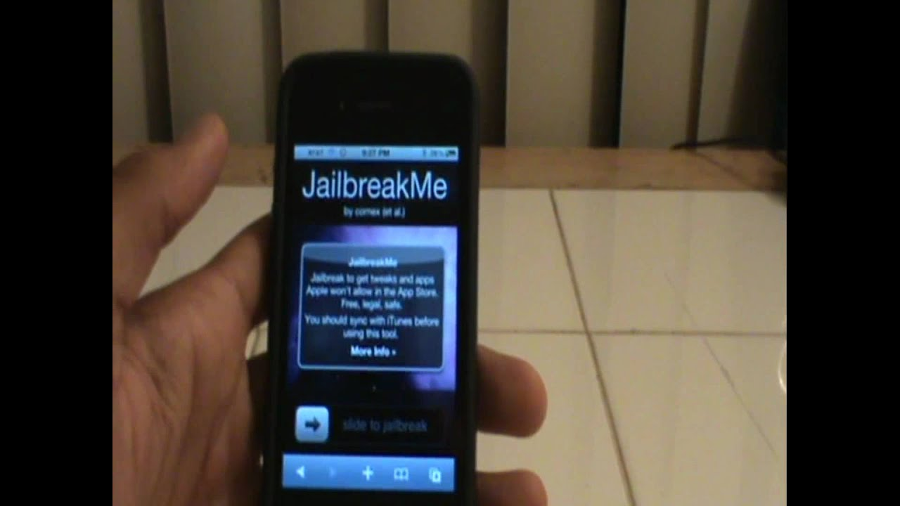 how to break iphone 4 password