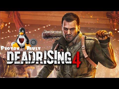 Dead Rising 4 (Steam Proton) GTX 1080Ti |