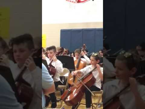 Barn Dance - Davidsonville Elementary School