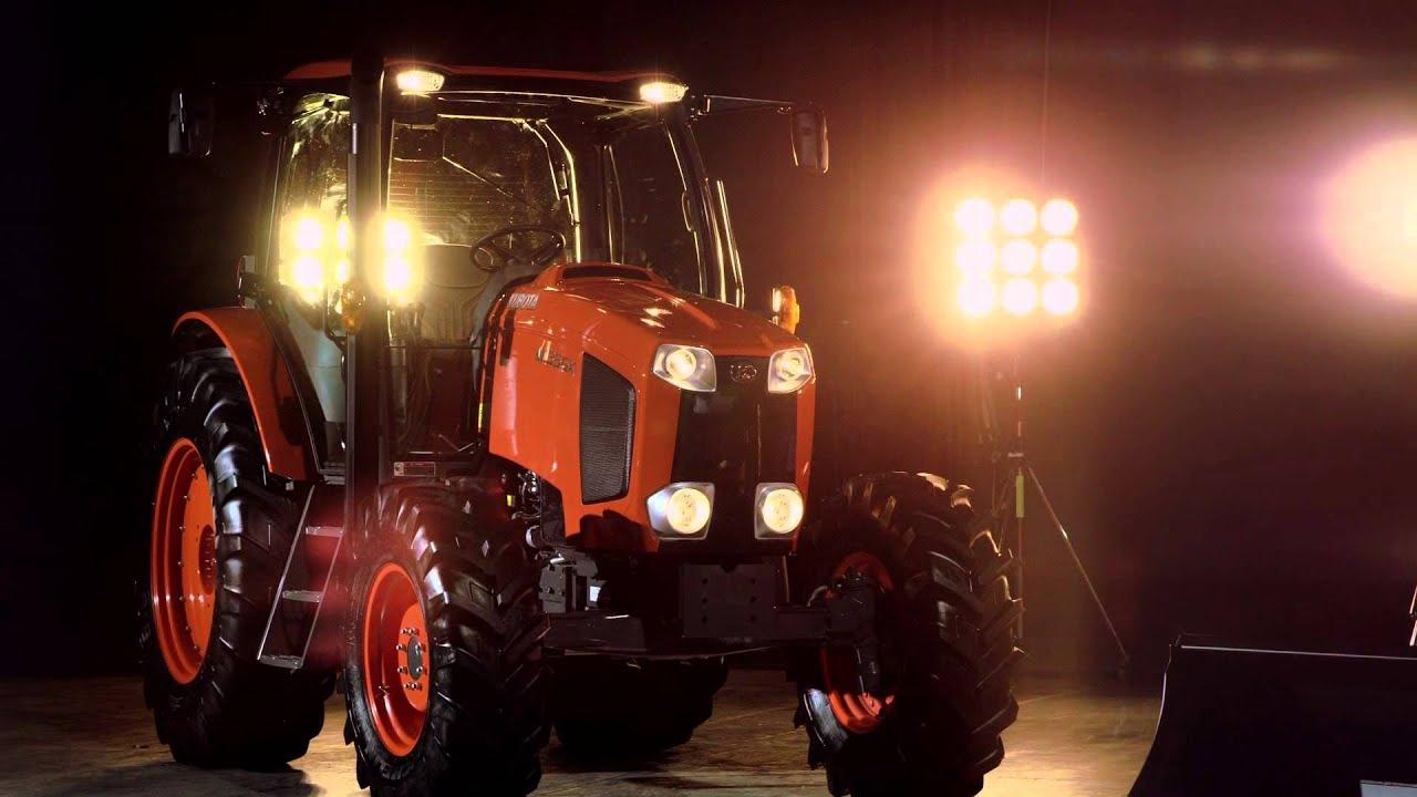 Kubota Mgx Series Tractor