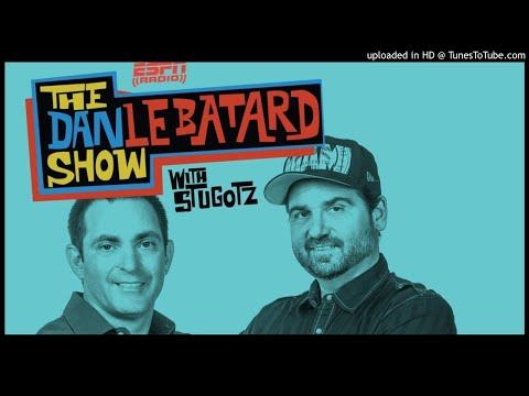 The Dan Le Batard Show with Stugotz Local Hour: Ryan Tannehill : 6/16/17
