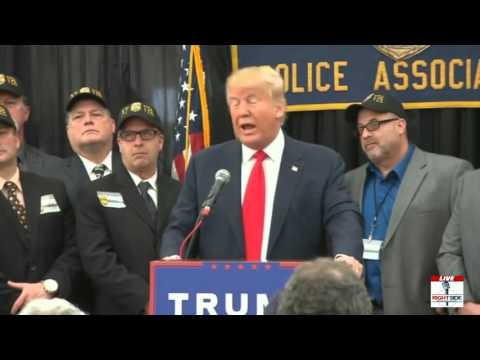 Donald Trump FULL Press Conference Staten Island, NY 4 17 16 1