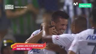 La Carne del Domingo: Alianza Lima 3-0 Sport Boys | RESUMEN y PREVIA en Liga 1 Movistar