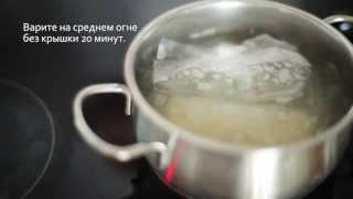 Стейк из тунца - видеорецепт от Радости приготовления