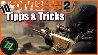 The Division 2 Tipps Und Tricks (Deutsch-German) Kontrollpunkte, Belobigungen, Lagerkiste, Skins, UI