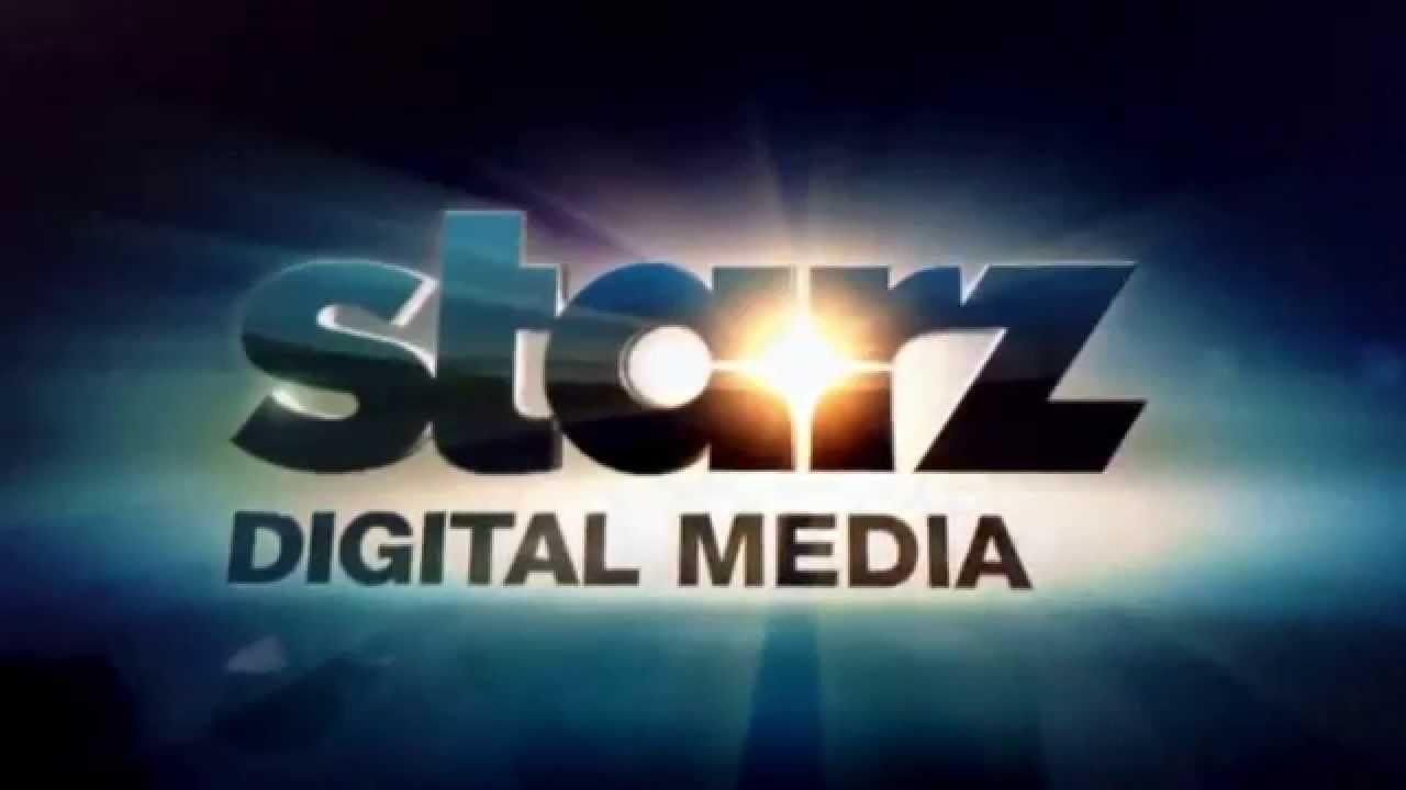 starz digital media logo youtube