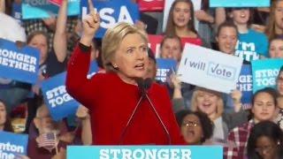 hillary clinton full speech at grand rapids michigan rally