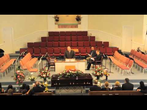 Katrina's Funeral