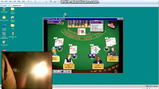 Hoyle Casino 4 (1999) - Blackjack Game 2 (3/3)