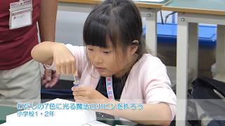 2018年8月7日(火)に実施いたしました「第31回 小中学生のための科学実...