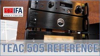 TEAC 505 Reference Series vorgestellt