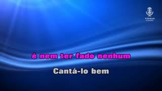 ♫ Demo - Karaoke - DESFADO - Ana Moura