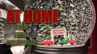 At Home Christmas 2019 • Christmas on the farm/Holiday Hoedown collection