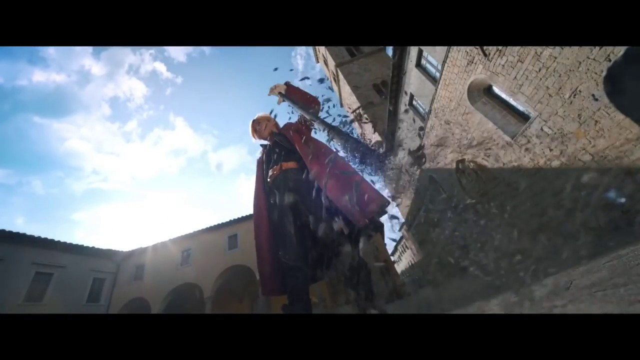 Trailer Film(Live Action) Fullmetal Alchemist - YouTube
