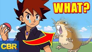 This Is Why Your Rival's Raticate Vanished In Pokemon Red And Blue