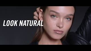 M·A·C Cosmetics: Look natural