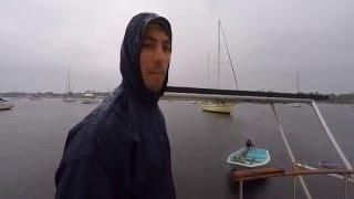 Simple Solar Setup on Our Trawler