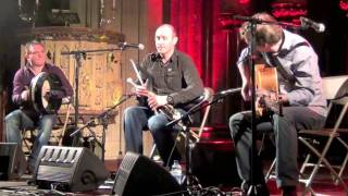 Michael McGoldrick on Uilleann pipes in Christ Church Dublin for Tradfest 2012.