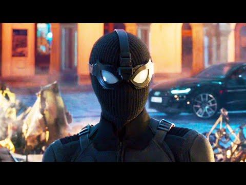 Spider-Man Far From Home INTERNATIONAL TRAILER