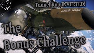 The Bonus Challenge | The Tunnel Run INVERTED! | War Thunder