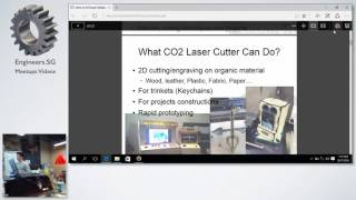 Tech Boleh Tahan #1 - DIY Laser Cutters! - One Maker Group Tech Talk