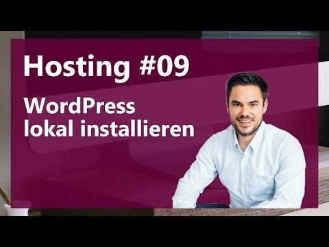 WordPress auf Mac oder Windows offline installieren [deutsch/german]