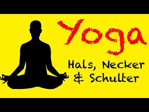 Meditation & Yoga Übungen für Hals, Nacken und Schulter | Entspannungsübungen – Yogaübungen | Yin Yo