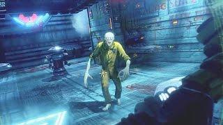 System Shock 1: Remastered — Преальфа геймплей! (60 FPS) Ремастер самого первого системшока!