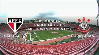 Melhores Momentos - São Paulo 0 x 1 Corinthians - Paulistão - 08/03/2015
