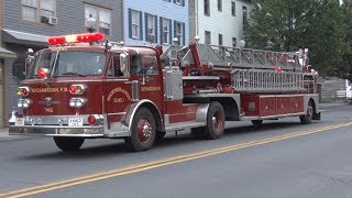 2017 Rescue Hook & Ladder Co. 1 Fireman's Block Party Parade 8/4/17