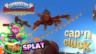 Skylanders SuperChargers: Splat [Ch. 29: Fowl Play] - Gameplay