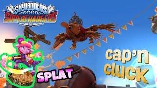 Skylanders SuperChargers: Splat [Ch. 29: Fowl Play] - Gameplay