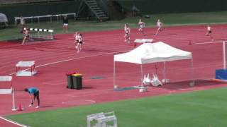400m U16G Final Lily Burns 58.75 Queensland Athletics Championships 2017 2017 Video