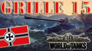 World Of Tanks /// Grille 15 - Ace Tanker, Tanker-Sniper