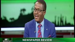 TVC Breakfast Show 30th Oct., 2018 |  Newspaper Review