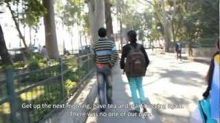 Aasraa for street and slum children A documentary by Khushboo Dua Part 1