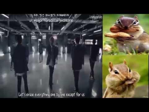 Exo Growl Chipmunk Version (Fast Forwarded)