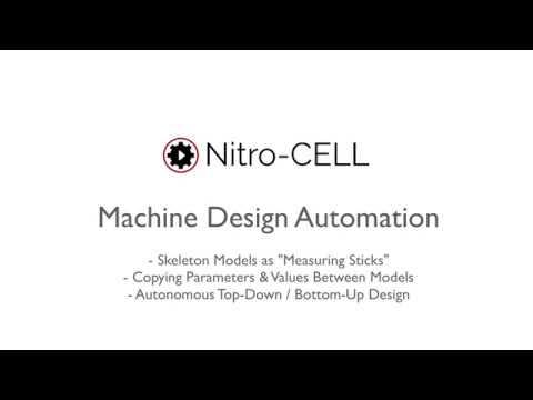 Creo Machine Design Automation w/ Excel