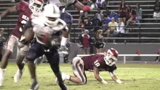 RB Justin Crawford Career Highlights NW Mississippi CC