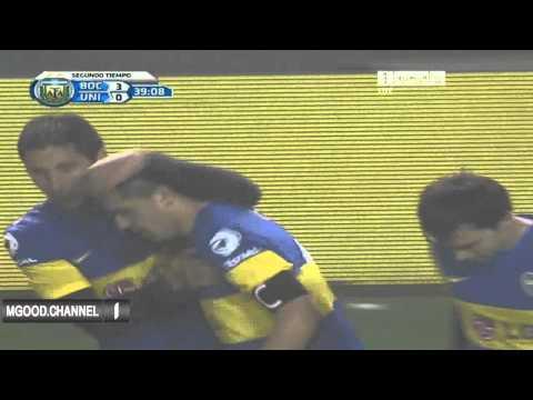 Juan  Riquelme Goal on Union HD