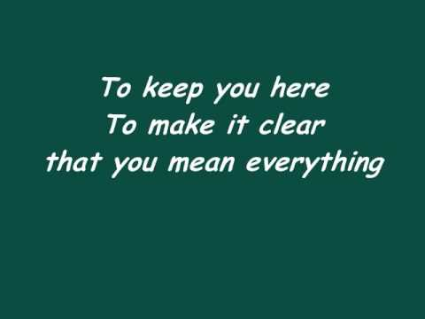 Bring You Back by Hawthorne Heights w/ lyrics