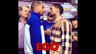 EGO Thoughts: Andre Ward makes Weight, Edwin Doesn