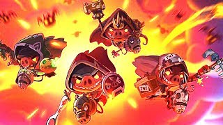 Angry Birds Epic - The Apocalyptic Hogriders (Season 1) #1