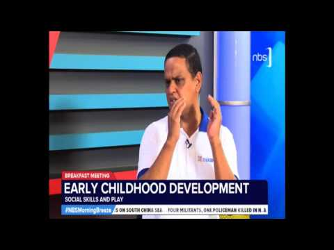 Social Skills and Play Good for Early Childhood Development