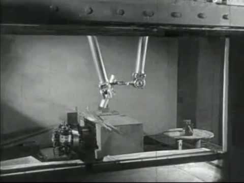 Radiation Safety at Argonne National Laboratory 1952