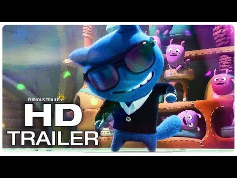 UGLYDOLLS Trailer (NEW 2019 Movie)