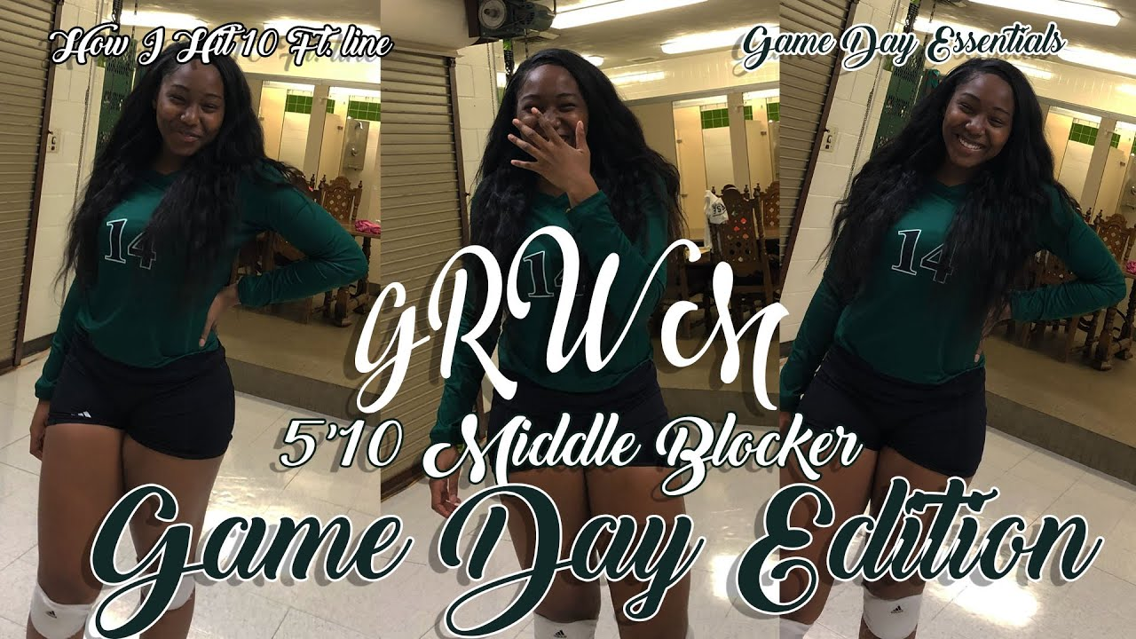 Volleyball Game Day Grwm Game Footage Honestlyamara Youtube Then log in to see your favorited games here! youtube